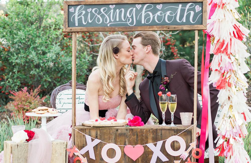 Un romantico Kissing Booth