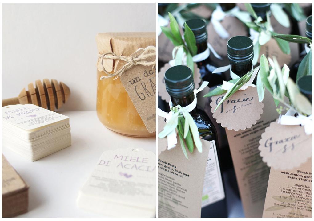 Prodotti bio: miele e olio