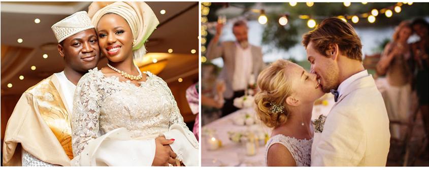 Matrimonio e tradizioni dal mondo