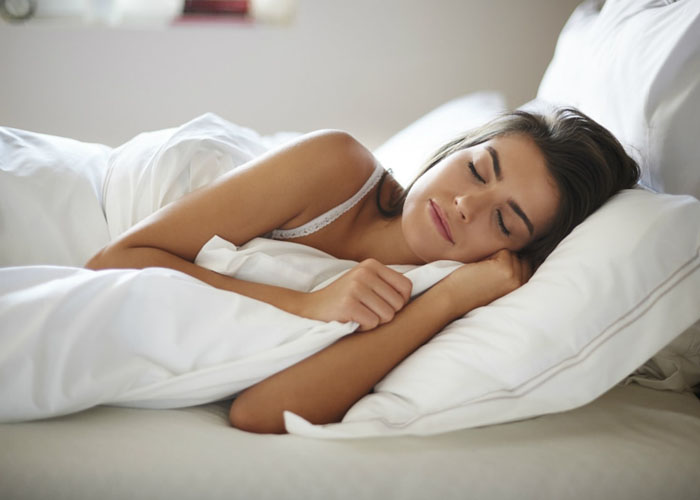 Struccarsi per dormire bene!