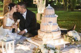 Le wedding cake 2018