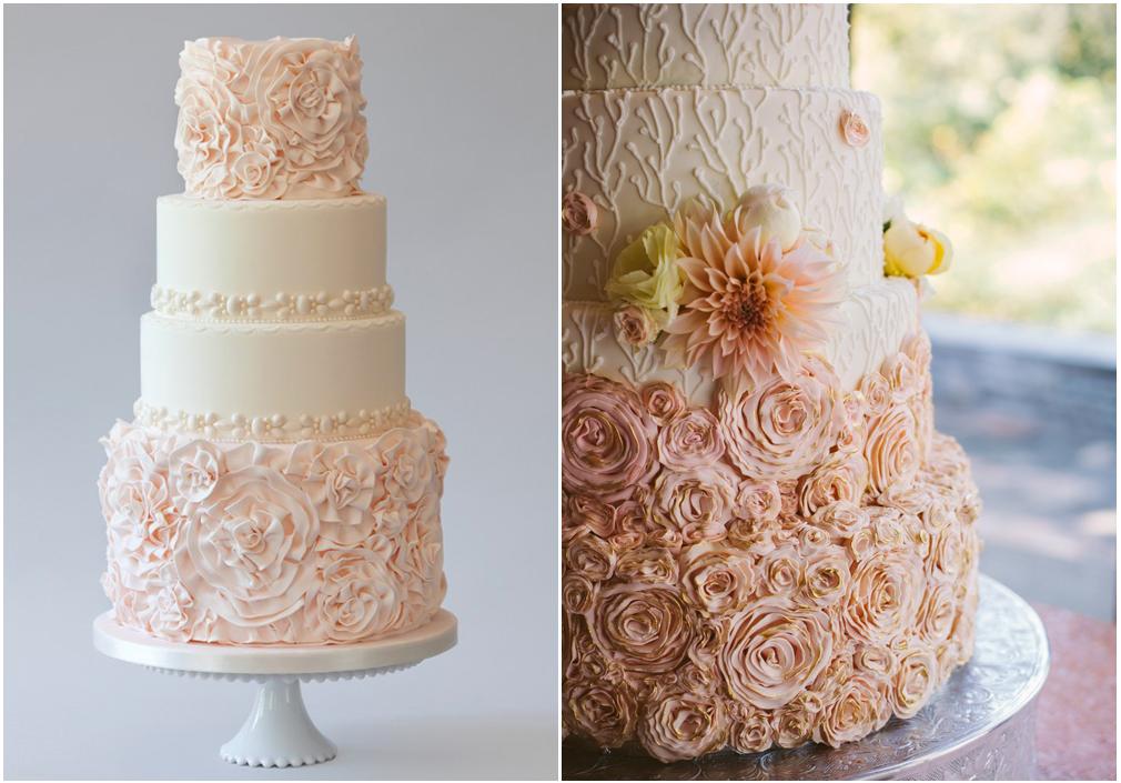 La rosette cake: la torta 3D più gettonata