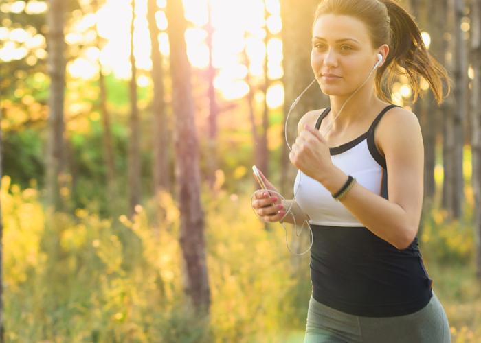 Perdere peso con l'attività aerobica!