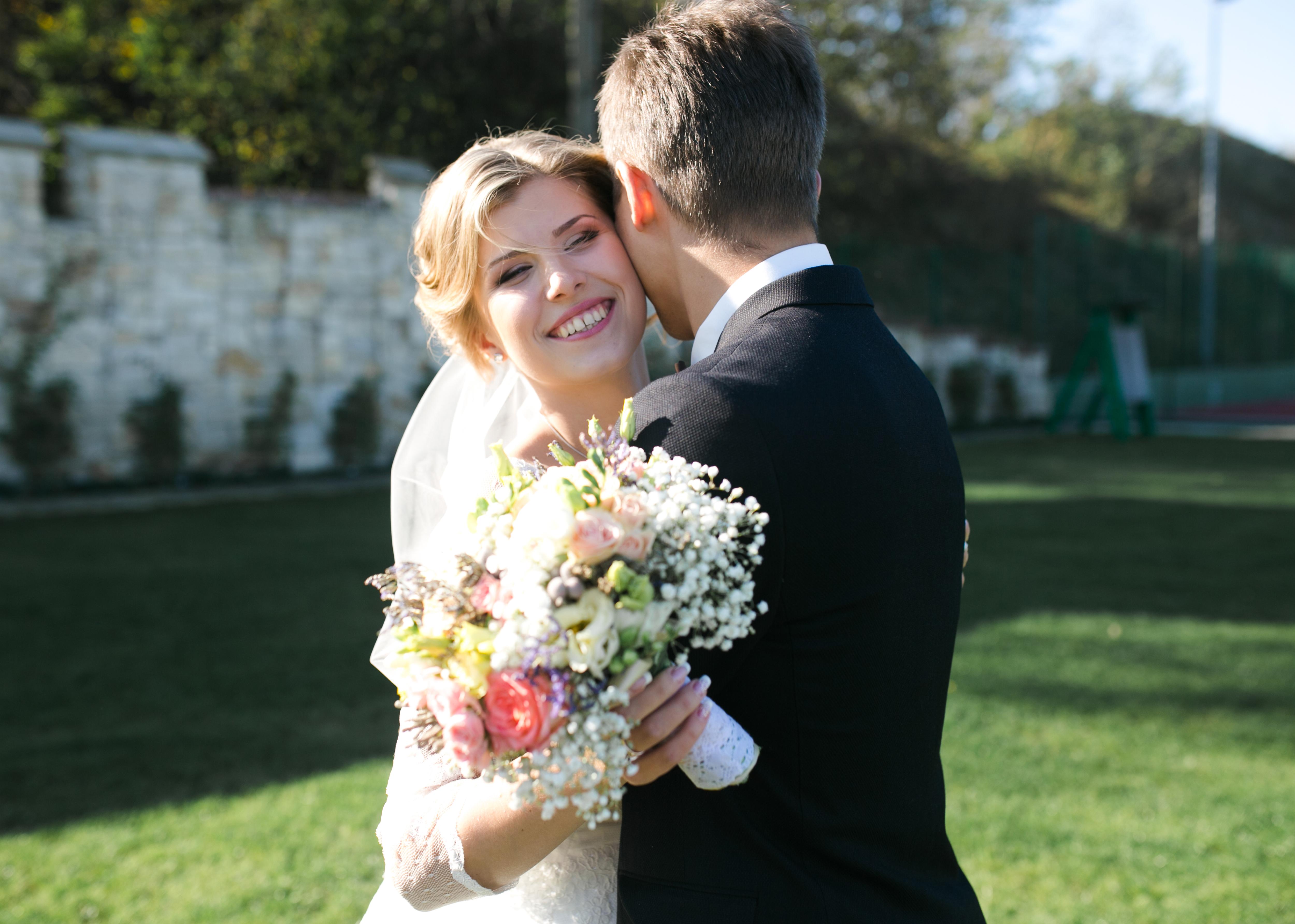 Il bouquet: regalo del futuro sposo