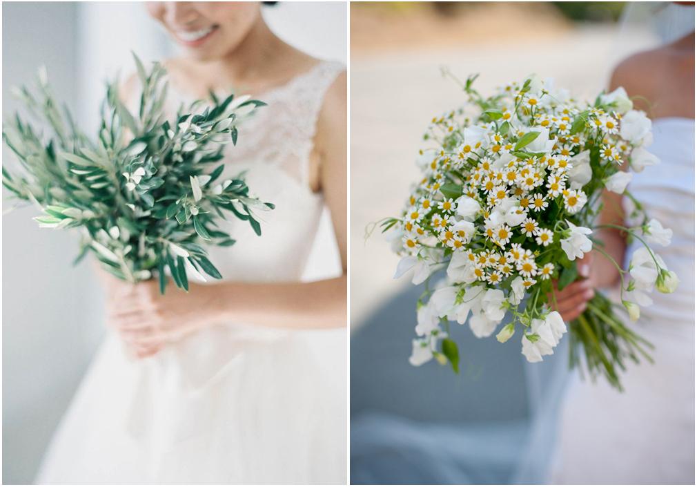 L'essenzialità del bouquet minimal