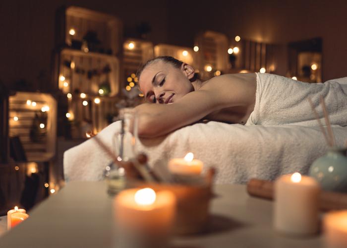 Un rilassante Beauty Bridal Shower