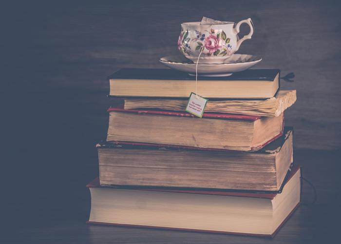 Un tuffo tra i libri con il Library Bridal Shower